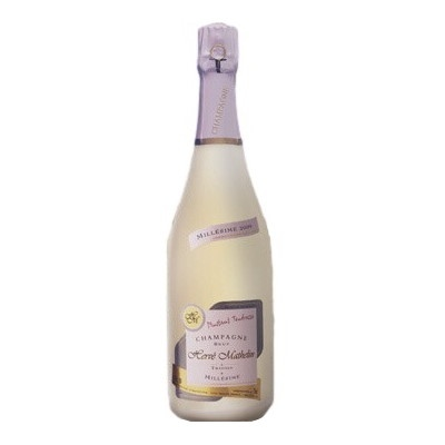 Cuvée Millesimo 2014 herve mathelin champagne