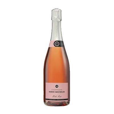 Hervé Mathélin Cuvée Rosé champagne