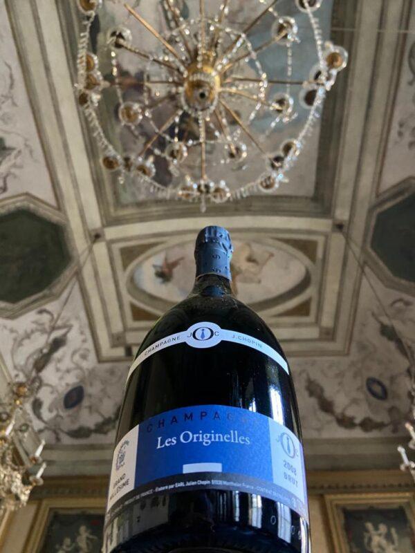 champagne les originelle chopin millesimo 2008