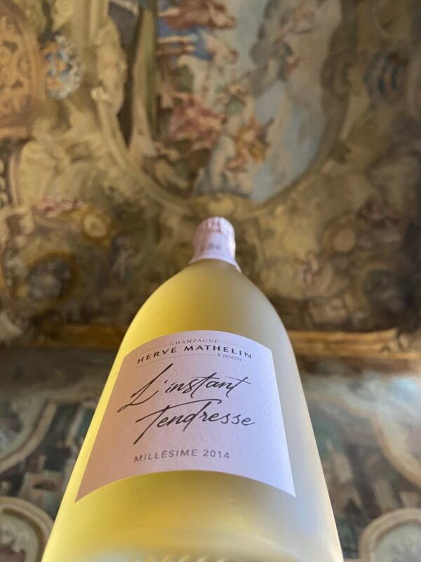 herve mathelin millesimo 2014 champagne instant tendresse